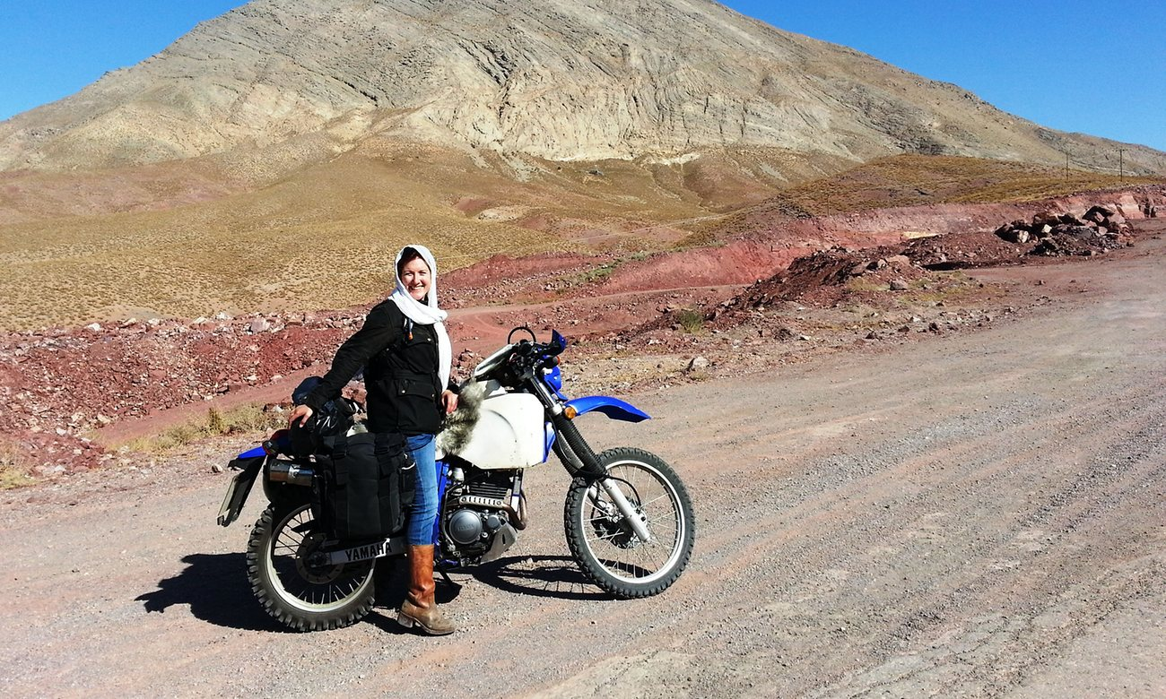 A motorcycling adventure across Iran: 'the standout attraction is the people'