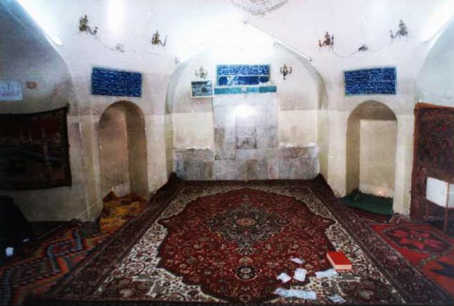 خانه امام علی