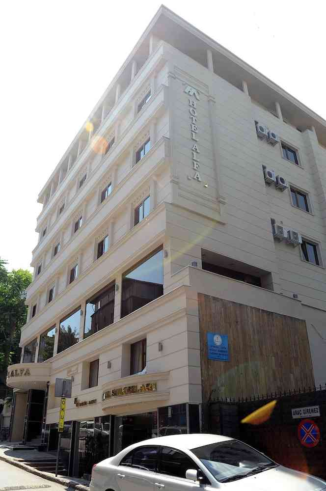 Alfa Istanbul hotel