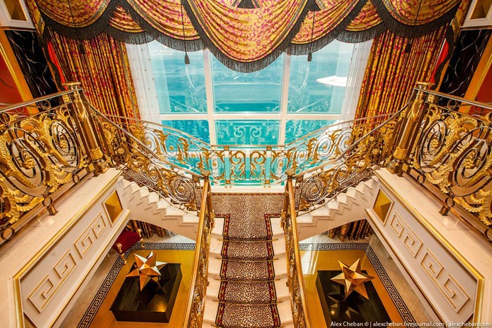 Burj Alarab Jumeirah Hotel