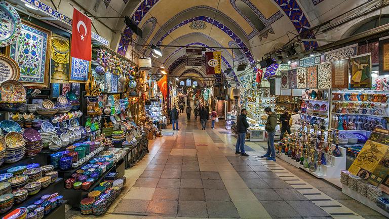 بازار بزرگ استانبول (کاپالی چارشی)