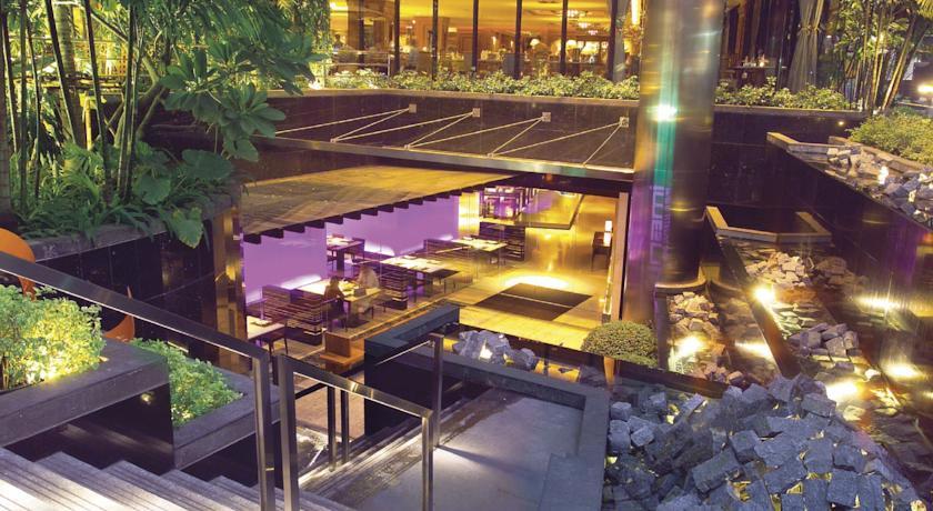 JW Marriott Bangkok hotel