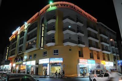 Golden Square hotel