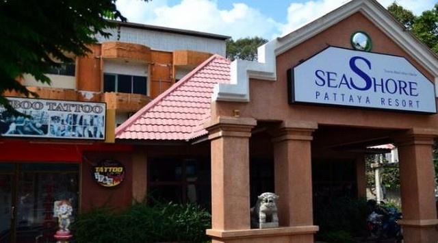 Seashore Pattaya Resort hotel