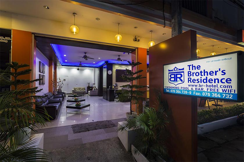 Brothers Residence hotel