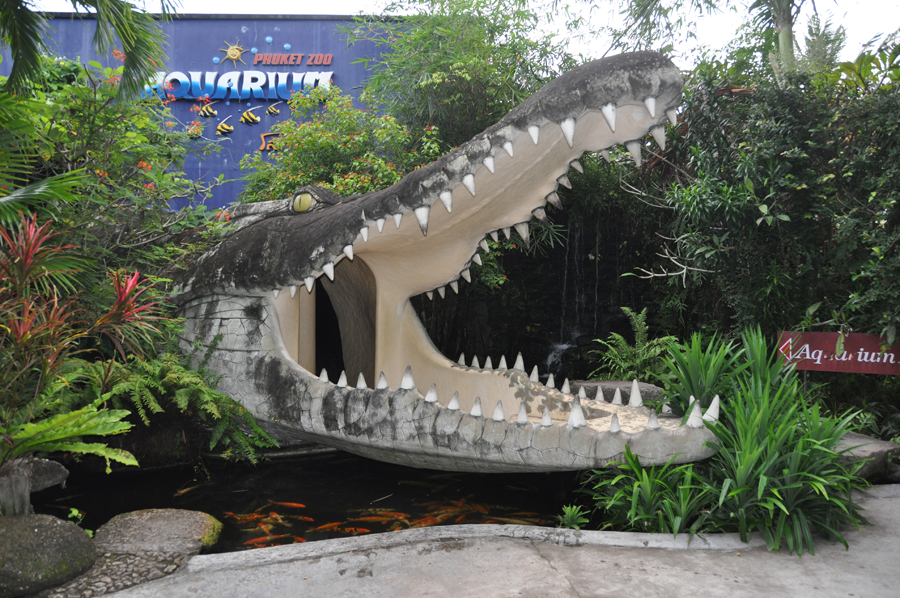 باغ وحش پوکت