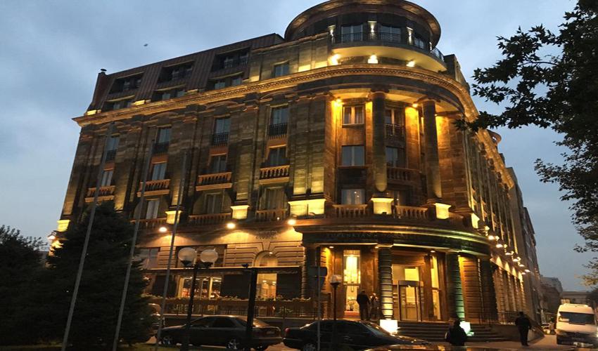 Tufenkian Historic hotel