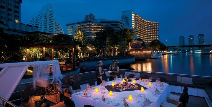 Shangri La Bangkok hotel