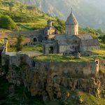 صومعه یا کلیسای تاتو (tatev)