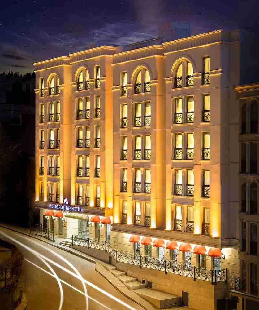 Metropolitan Taksim hotel