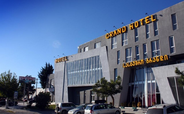 گرند هتل تفلیس