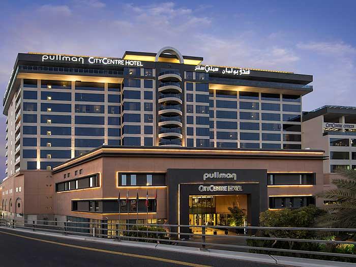Pullman Deira hotel
