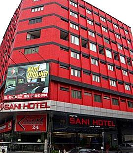 Sani kualaumpur hotel