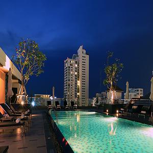 Pattaya Seaview hotel