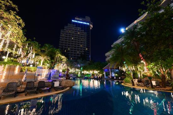 The Royal Paradise hotel