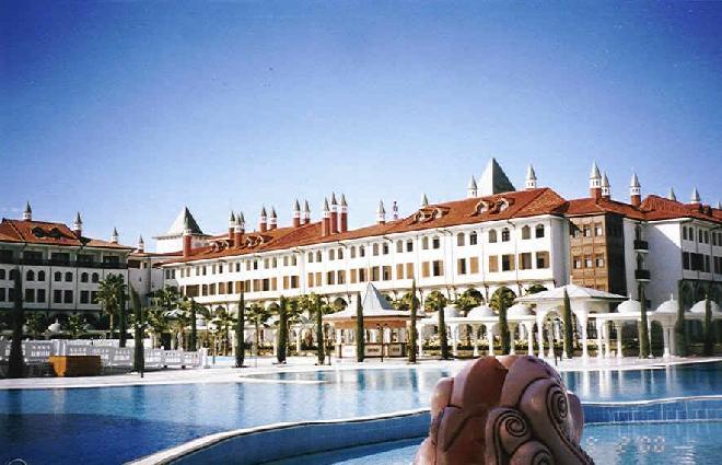 هتل توپکاپی پالاس
