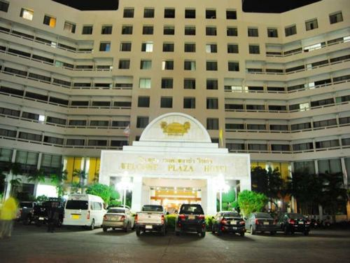 Welcome Plaza hotel