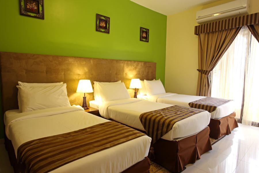 بهترین هتل های ۲ ستاره دبی