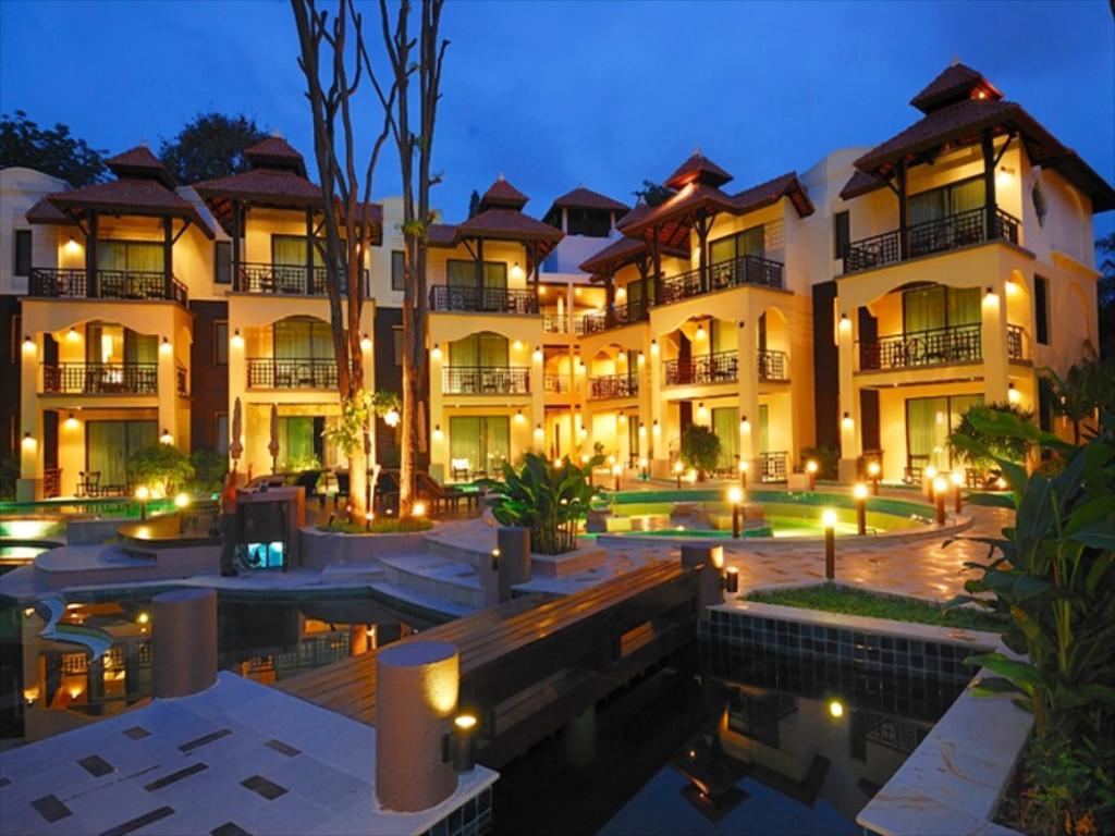 Long Beach Garden hotel