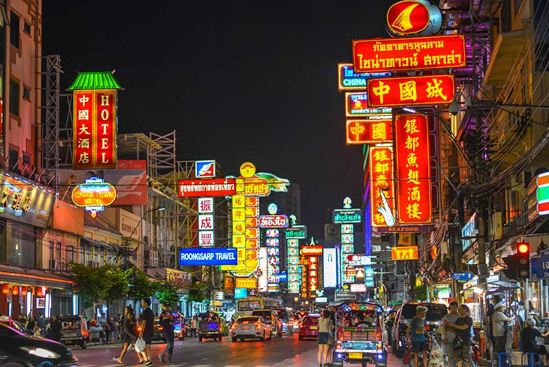 چطور بانکوک را در ۲۴ ساعت بگردیم؟