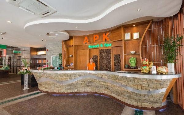 APK Resort Spa hotel