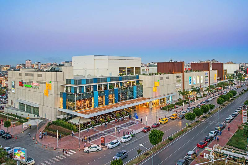 راهنمای خرید در شهر آنتالیا
