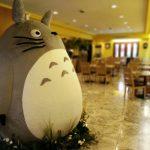 اولین رستوران رسمی توتورو در بانکوک
