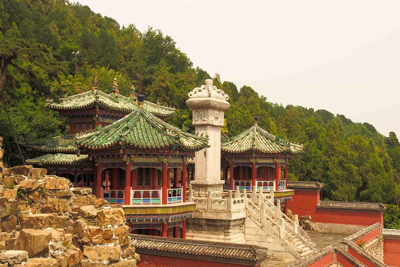 کاخ تابستانی، زیباترین منطقه پکن