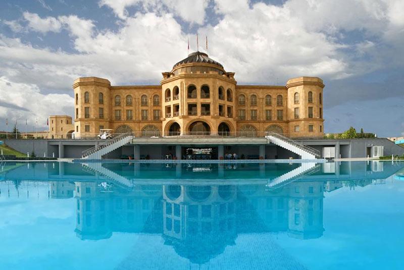 بهترین هتل های لوکس ایروان