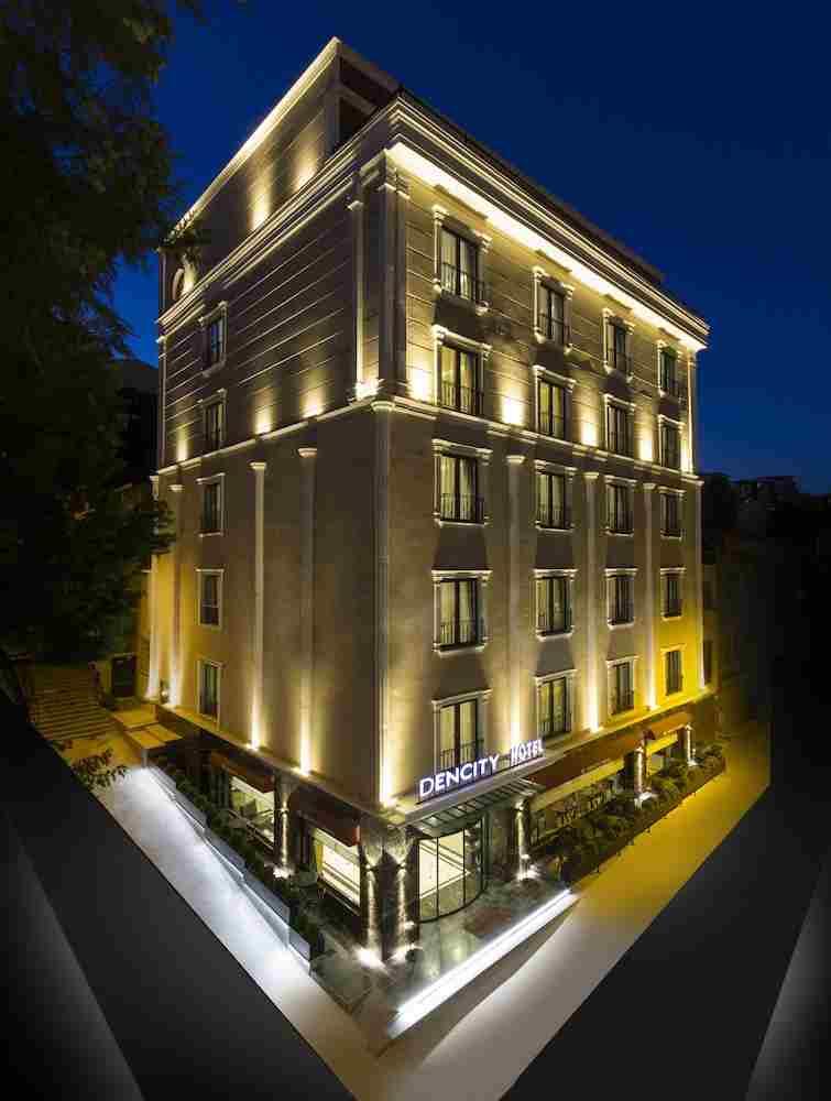 Dencity Istanbul hotel