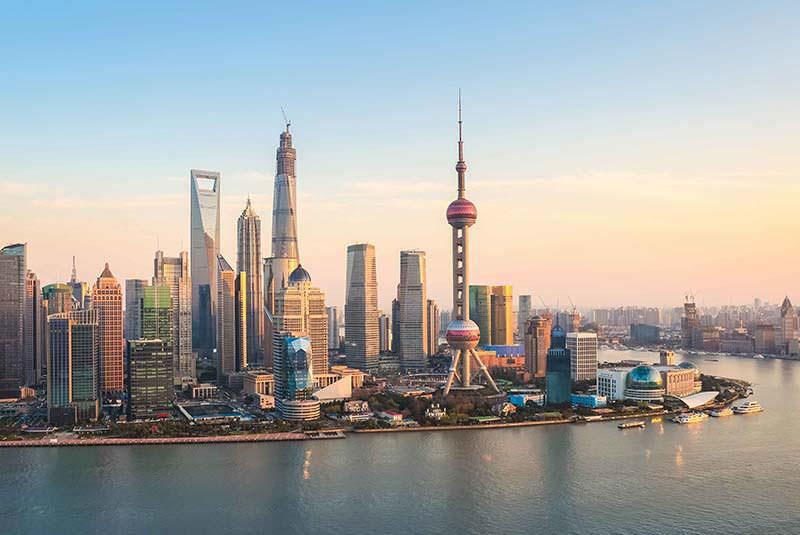 برج تلویزیونی شانگهای، مرواریدی در شرق