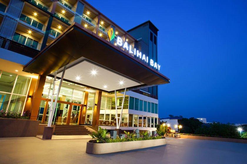 Balihai Bay Pattaya hotel