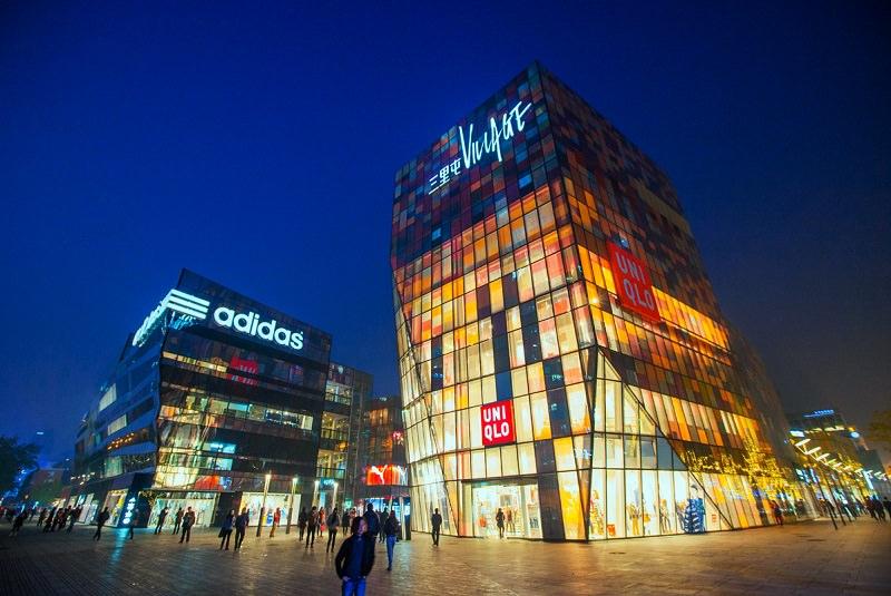 برترین مناطق پکن برای عاشقان خرید