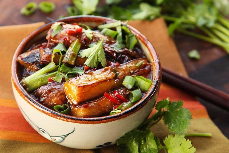 غذاهای سنتی کشور چین