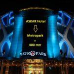 Askar Baku hotel