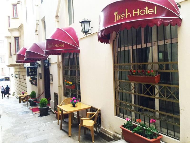 Jireh Hotel