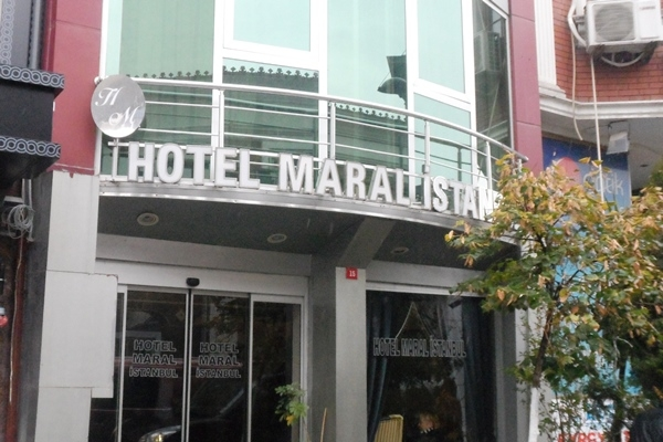 Maral Istanbul hotel