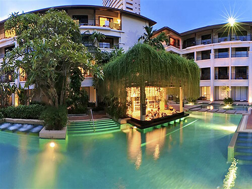 Banthai Beach Resort Spa hotel