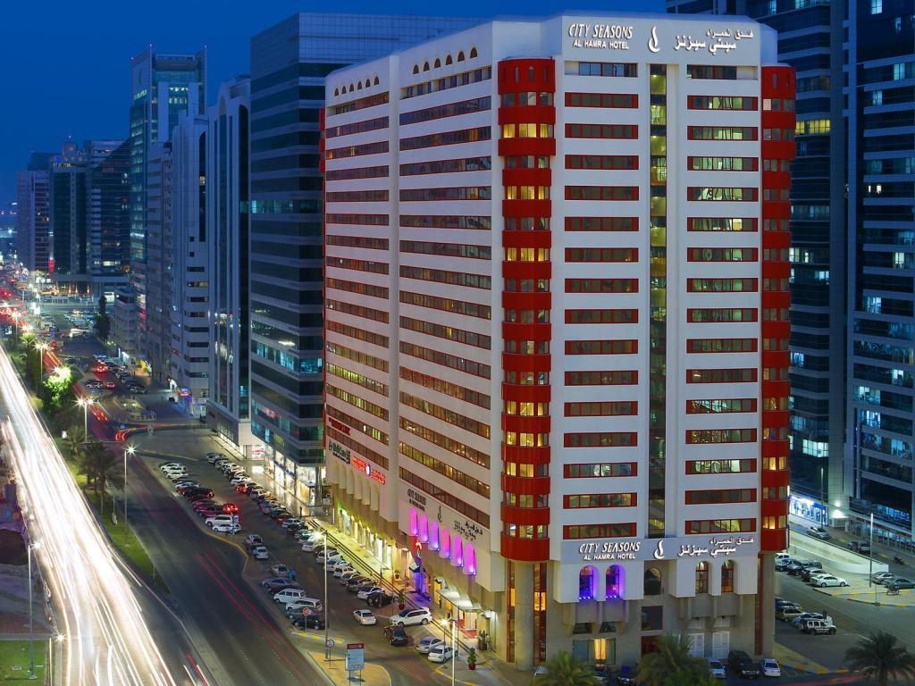 City Seasons Al Hamra Hotel