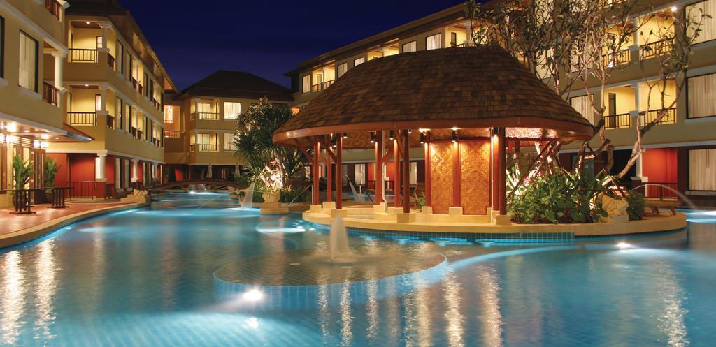Patong Paragon Resort Spa hotel