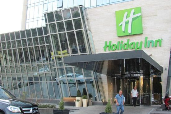 Holiday Inn Tbilisi hotel