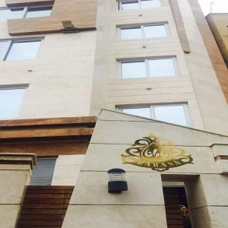 هتل آپارتمان بارانا مشهد