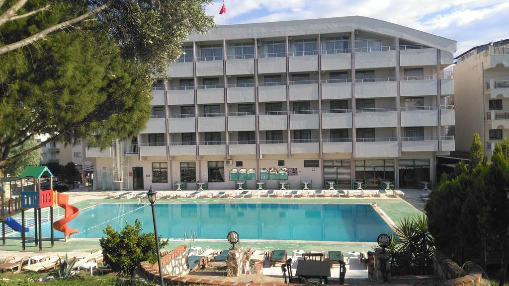 First Class Alanya hotel