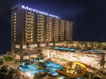 Mercure Bangkok Makkasan hotel