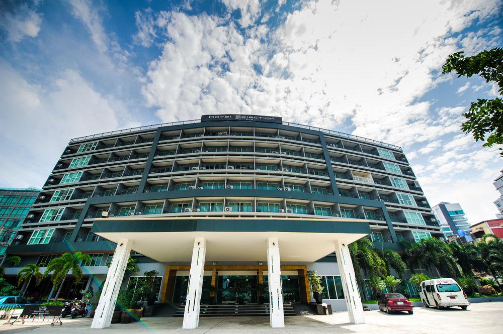 Selection Pattaya hotel