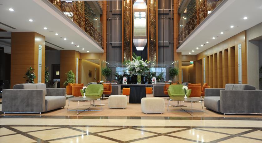 Mercure Bomonti hotel