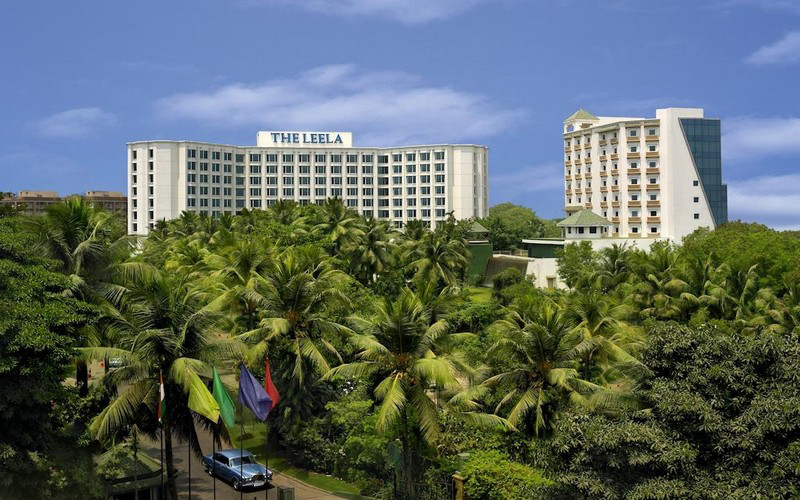 The Leela Mumbai Hotel