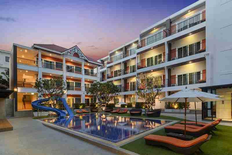 FX Pattaya hotel