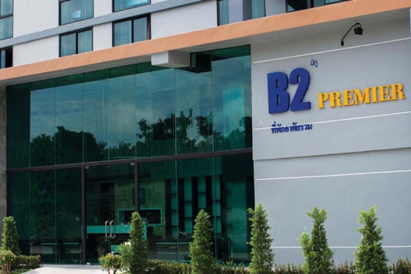 B2 South Pattaya hotel