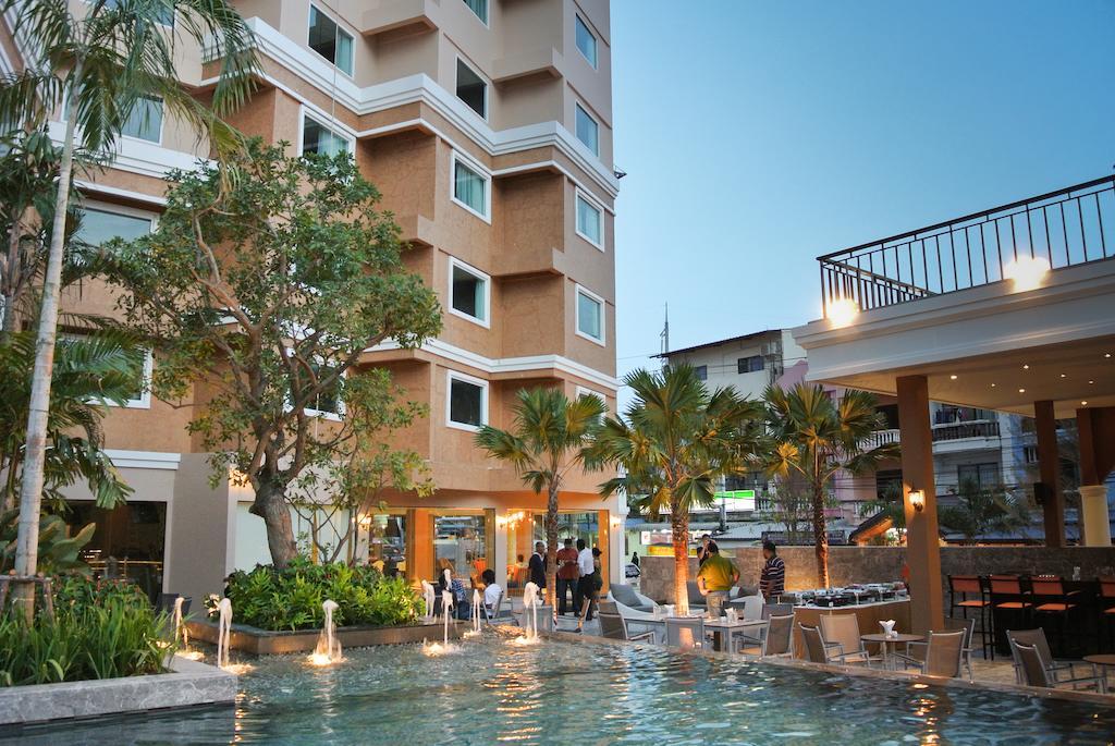 Citrus Parc Pattaya hotel